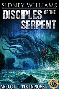 Disciples of the Serpent Cover Art By Sidney Williams