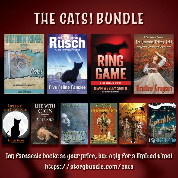Cats Bundle Book Covers